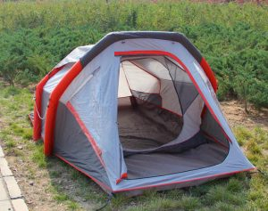 You should keep in mind right from the start that inflatable tents usually boast inflatable poles instead of the traditional metal or plastic poles than ... & Top 10 Best Inflatable Tents For Camping in 2018 - Reviews