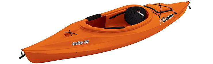 10 best fishing kayaks in 2017 fishing kayak reviews for Sun dolphin fishing kayak accessories