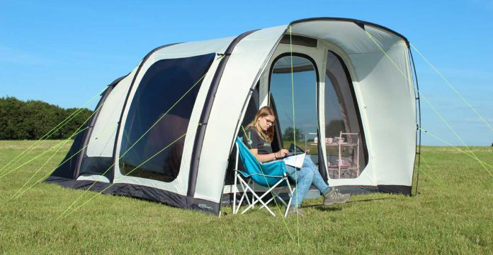 Top 10 Best Inflatable Tents For C&ing in 2018 u2013 Reviews & Top 10 Best Inflatable Tents For Camping in 2018 - Reviews