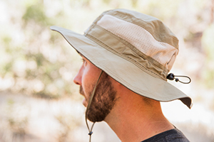hiking hat