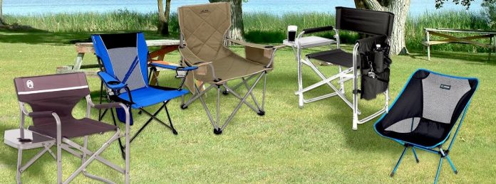 Donu0027t Even Think Of Going On A Long Camping Trip Without Packing A Reliable  Camping Chair For You To Sit On. According To Experienced Campers, ...