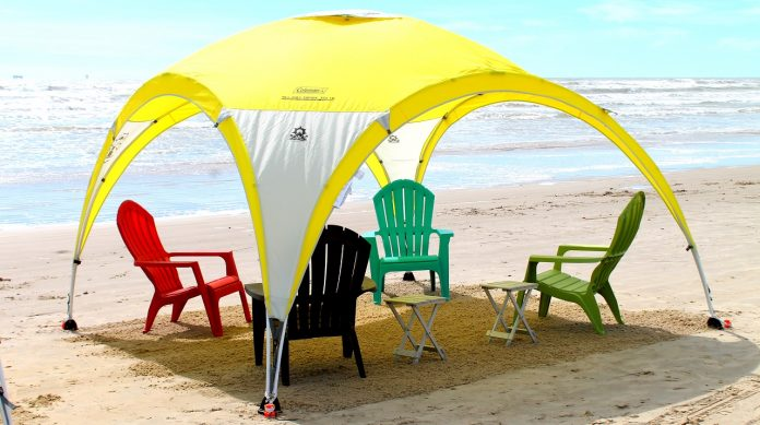 A beach canopy is a wonderful invention. They not only convey a sense of style to both formal and informal gatherings but also protects guests against ... & Top 10 Best Beach Canopys of 2018 - Reviews