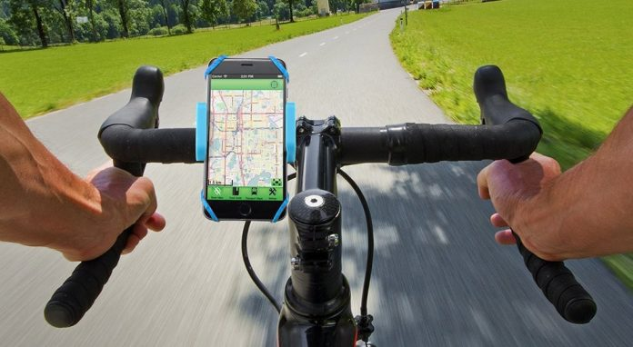 Bicycle Phone Mount >> Top 10 Best Bike Phone Mounts Of 2019 Reviews