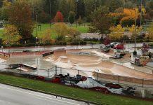 Issaquah Skate Park