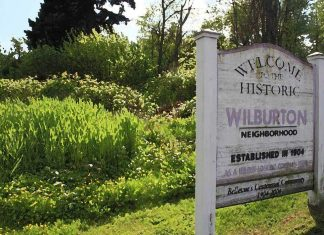 Wilburton Hill Park