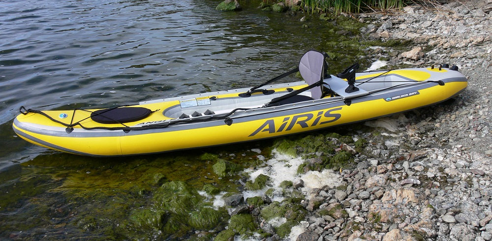 Top 10 Best Inflatable Kayaks of 2019 - Reviews